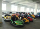 Детей парка атракционов игры Bumper автомобилей Skynet автомобиль электрических классицистический Bumper