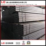 труба прямоугольных 50mmx30mm черная/квадрата стальная