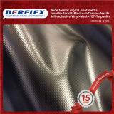 Materiale pesante del vinile della tela incatramata del PVC del tessuto rivestito resistente UV del poliestere
