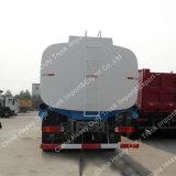 25m3 수용량 HOWO 연료 또는 기름 수송 탱크 또는 유조 트럭