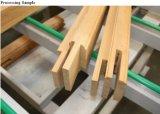 セリウムの証明書または木ドアおよびWindowsの作成を用いる木製のほぞ穴およびほぞのフライス盤