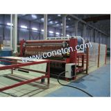 Conet Factory Supply Fully Automatic Welded Wire Mesh Machine für Fencing