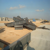 L'Arabie Saoudite Chine a fait à Q345 l'entrepôt léger de structure métallique à vendre