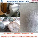 중국 강철 제조자 금속 강철 루핑 장 또는 Galvalume 강철 코일 (0.14mm-0.8mm)