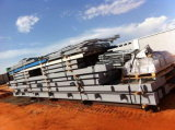 Costruzione della struttura d'acciaio/struttura struttura d'acciaio (SSW-256)
