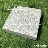 Pietra per lastricati di Bushhammered G603 del cubo grigio-chiaro del granito per Driverway e modific il terrenoare
