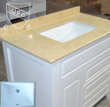 Wholesale Project Small Rectangular Cupc Ceramic Under Counter Washbasin (SN015)
