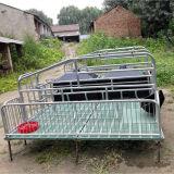 Быть фермером гальванизированная кровать хавроньи порося для свиньи