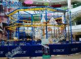 Jeux populaires pour des enfants avec l'équipement d'intérieur de cour de jeu (QL-1121C)