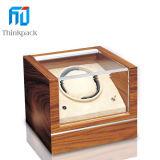 Visualización de madera automática del reloj de la venta caliente 2014