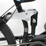 27.5 '' bicicleta eléctrica de la montaña llena de la suspensión de la batería MTB de la botella