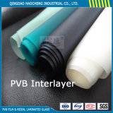 0.76mm Blue op Clear PVB Interlayer