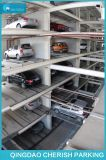 Système de stationnement automatisé de cinq niveaux