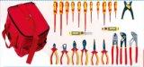 Изолированный VDE комплект инструментов 5002