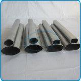 Tubi ovali saldati dell'acciaio inossidabile