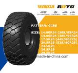 29.5r25 neumático, E-4/L-4, neumático radial de Gcb5 OTR, neumático del descargador