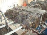 Automatischer beständiger Betrieb Belüftung-Entwässerung-Rohr-Strangpresßling-Produktionszweig
