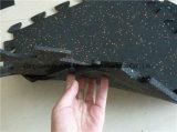 Mattonelle di gomma di collegamento di anti affaticamento di resistenza di scossa