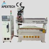 Маршрутизатор машины CNC Atc древесины 1325 автоматический деревянный