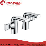 Plataforma econômica popular Faucet gêmeo montado do banheiro