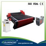 Machine de découpage de plasma de commande numérique par ordinateur de qualité de prix bas Chine