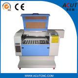 Precio plástico de la cortadora del grabado del laser del CO2 del MDF de madera de acrílico