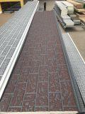 Панель сандвича фасада/высеканный сердечник облицовки/полиуретана металла стальной (PUR)