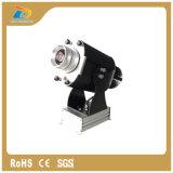 Projecteur 30W de signe tournant la distance de la taille 15m de Gobo en verre de 54mm