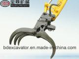 Excavatrice de roue de Baoding pour la machine contagieuse en bois/canne à sucre