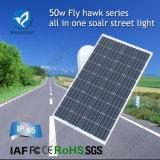 L'appareil d'éclairage extérieur solaire de pointe de la rue IP65 avec du ce a délivré un certificat