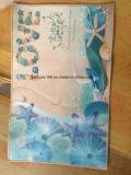 Impreso Alfombra de la habitación Bañera Mantas impermeables