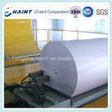 Moinho de papel - sistema de manipulação do carretel