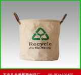 Manufatura de linho dos sacos de compra do engranzamento da juta do algodão