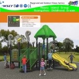 Outdoor Play System Outdoor Play Equipment for Kids (M15-0028)