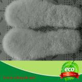 Sottopiedi freschi della pelle di pecora
