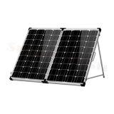 Camping를 위한 휴대용 Solar Panel 80W Folding