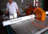 Cadena de producción plástica del tubo del agua del PVC que hace la máquina