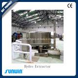 高性能の綿織物の排水機械
