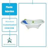 カスタマイズされたプラスチック注入の形成の世帯のプラスチック製品の多彩な幼児赤ん坊の浴槽