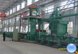 Pipe interne Shot Blasting Machine pour Cleaning Surface de Pipe