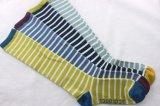 Chaussettes en bambou élevées du genou des dames