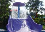 Équipement de glisse de divertissement de piscine grande (M11-05101)