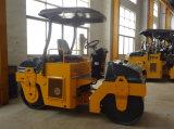 熱い販売3トンの振動の道路工事の機械装置(YZC3)の車輪のローダー