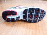 Дешевые красные цветы ботинки спорта для женщин (YHS024)