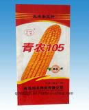Saco tecido plástico da alta qualidade 25kg para a semente