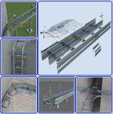 Long chemin de câbles d'échelle d'envergure avec le GOST TUV/UL de la CE