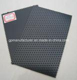 HDPE Geomembrane del trazador de líneas de la charca de la granja de pescados del HDPE Geomembrane/