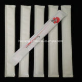 色刷の箸の袖が付いているバルク寿司の使い捨て可能なタケ