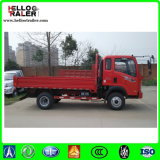 중국 4X2 경트럭 소형 트럭 5 톤 빛 화물 트럭