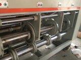 Máquina que ranura acanalada de la impresión en color de la maquinaria cinco de la fabricación de cajas del cartón